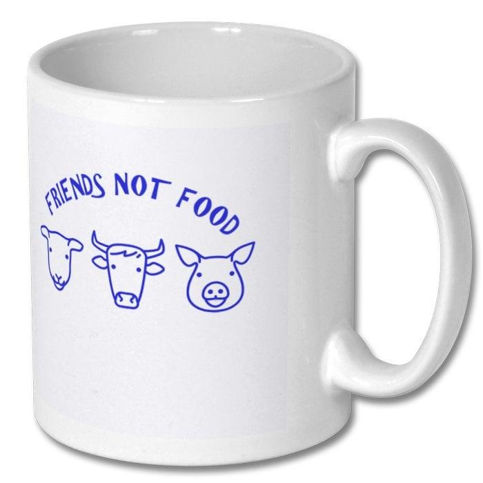 mug friends not food