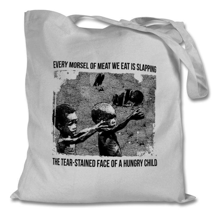 Every morself white bag